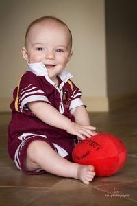 Queenslander - baby photo