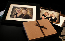 You will experience joy and love every time you open your family print box set.