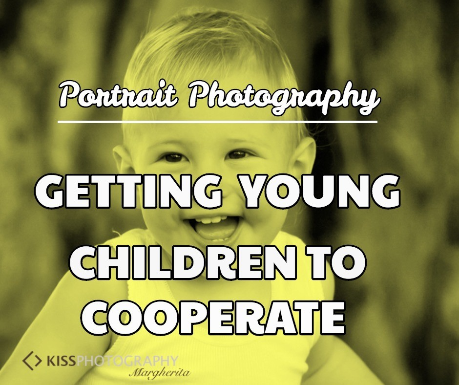 getting young children photos