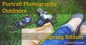 Portrait Photography in Spring
